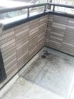外壁とベランダ床の高圧洗浄