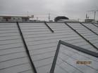 宇都宮市 住宅様 屋根 塗り替え塗装工事画像
