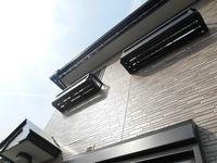 宇都宮市雀の宮 A様邸 UVプロテクトクリヤー外壁塗装工事